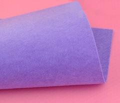 Фетр жесткий толщина 1 мм  сиреневый