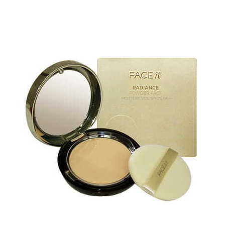 Пудра THE FACE SHOP FACE it RADIANCE Powder pact SFP25, PA++ цвет NB21
