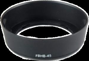 Бленды FUJIMI для NIKON FBHB 45 (AF-S DX NIKKOR 18-55mm f/3.5-5.6G VR и AF-S DX Zoom-NIKKOR 18-55mm f/3.5-5.6G ED II