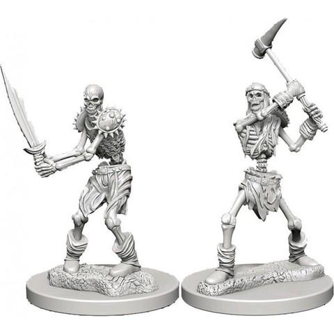 D&D Nolzur's Marvelous Unpainted Miniatures - Skeletons
