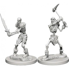 D&D Nolzur's Marvelous Unpainted Miniatures - Skeletons