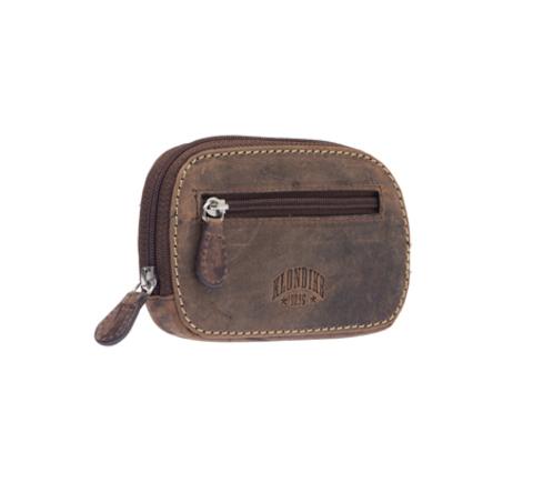 Ключница коричневая KLONDIKE Yukon KD1115-03