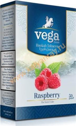 Табак Vega Малина в пачке 50 грамм