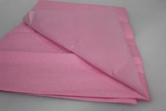 Бумага тишью, розовая 76*50 см (10 листов в уп.)