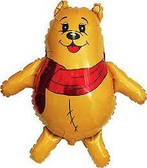 F Мини фигура Медвежонок в шарфике / Scarf Bear (14
