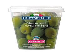 Оливки зеленые Nocellara of Belice, 480г