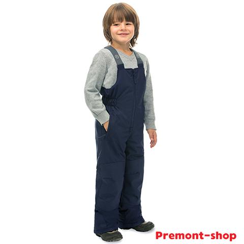 Premont брюки синие WP83702 Blue