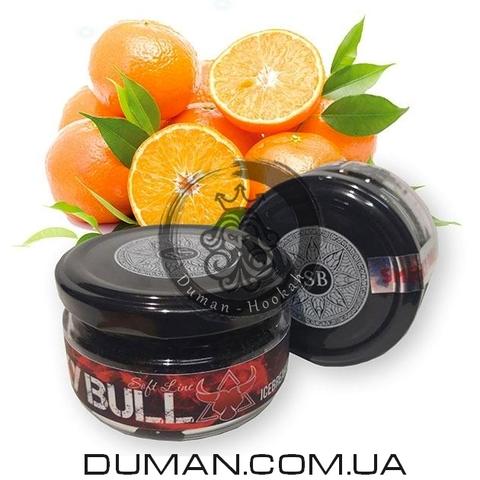 Табак Smoky Bull Orange Peel (Смоки Булл Апельсин) |Soft