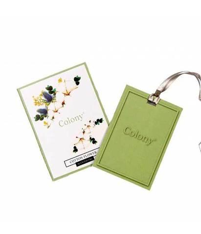 Ароматическая карточка Цветок хлопка, Wax Lyrical