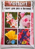 Грунт Veltorf для роз и бегоний 10 л