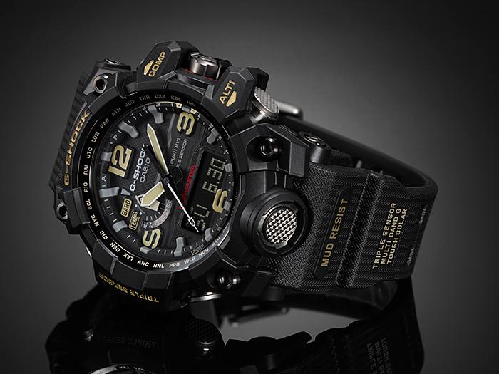 827f50afe5c2 Наручные часы Casio G-Shock Mudmaster GWG-1000-1ADR- купить по цене ...