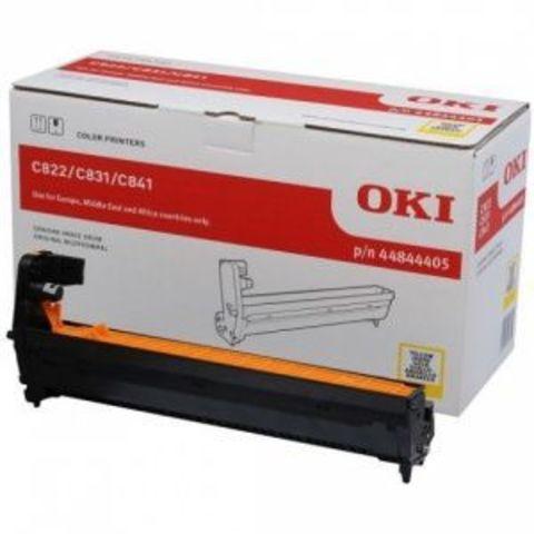 Фотокартридж желтый OKI C822/C831/C841. Ресурс 30K (44844405)
