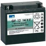 Аккумулятор Sonnenschein GF 12 014 Y F ( 12V 15Ah / 12В 15Ач ) - фотография