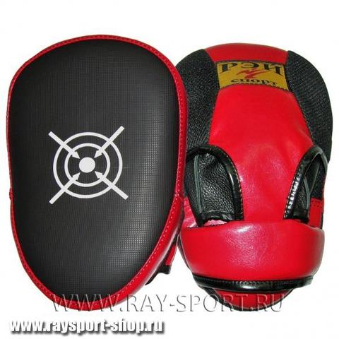 Л1402И Лапа боксёрская загнутая