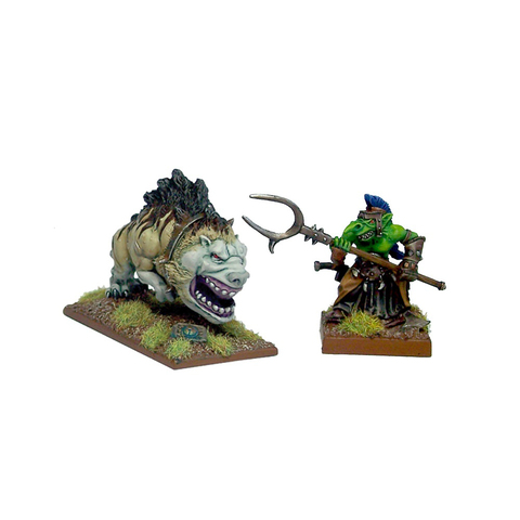Goblin and Mawbeast