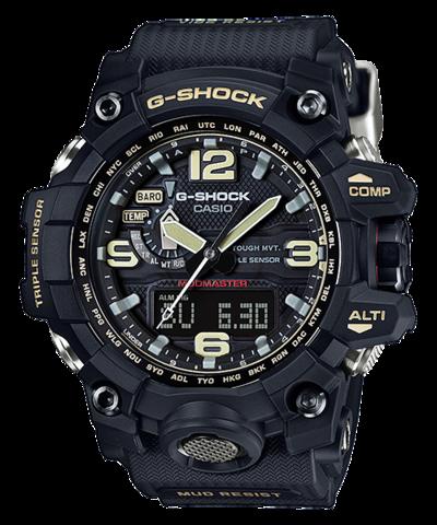 Купить Наручные часы Casio G-Shock Mudmaster GWG-1000-1ADR по доступной цене