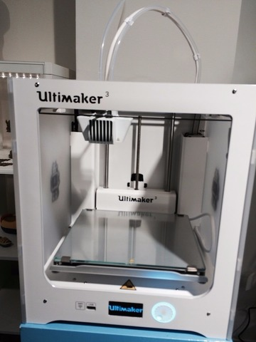 3D-принтер Ultimaker 3 Extended в Москве