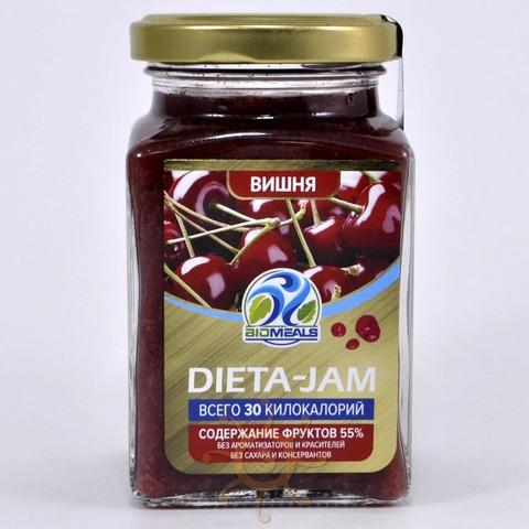Джем диетический вишневый Biomeals, 230г