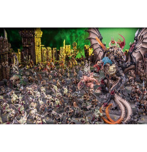 Battletome: Everchosen (Hardback) (на английском языке)