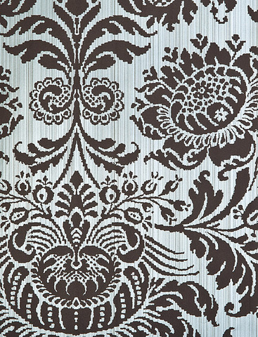 Обои Zoffany Strie Damask Pattern SDA05008, интернет магазин Волео