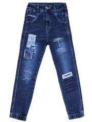 1917 джинсы для мальчиков, синие