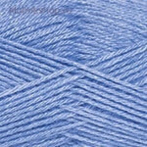Silk Royal Yarnart 443 голубой - пряжа, фото