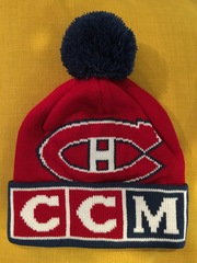 Шапка CCM NHL Montreal Canadiens