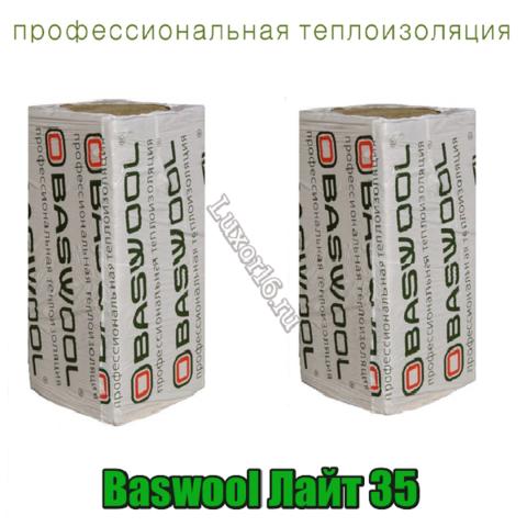 Baswool Лайт 35 1200*600 50/100мм