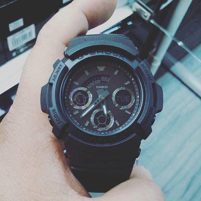 separation shoes 53a00 bccc1 Наручные часы Casio G-Shock AW-591BB-1ADR- купить по цене ...