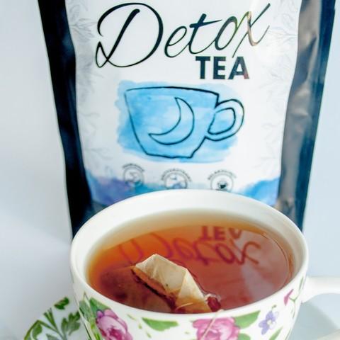 Detox Tea, чай травяной 100 г