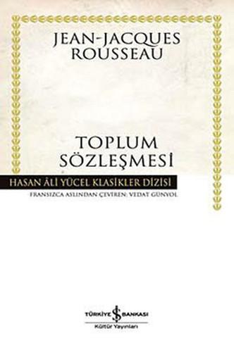 Toplum Sözleşmesi - Hasan Ali Yücel Klasikleri