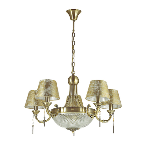 Люстра ODEON LIGHT FLAVIA 3413/8