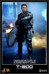 Terminator 2 Judgment Day T-800 Arnold Schwarzenegger DX