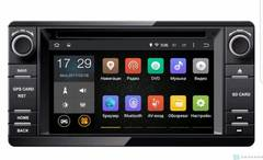 Штатная магнитола 4G/LTE с DVD для Mitsubishi Outlander 13+ на Android 7.1.1 Parafar PF230D