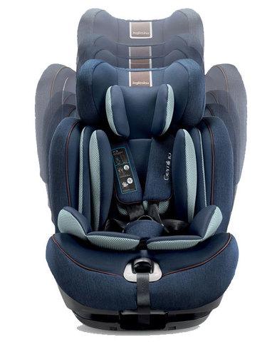 Автокресло Inglesina Gemino I-Fix (9-36 кг)