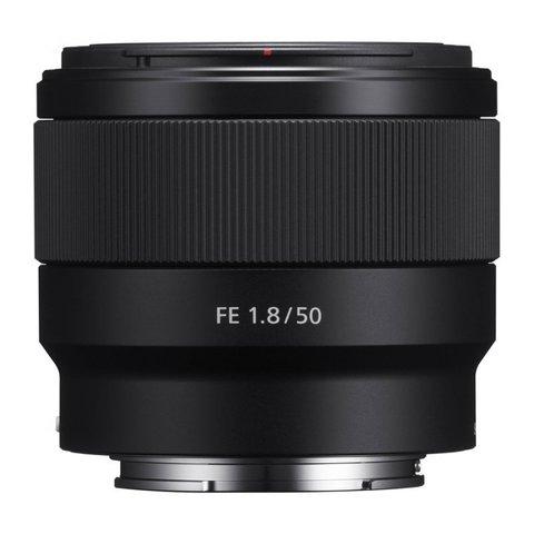 Sony FE 50mm f/1.8 (SEL-50F18F)
