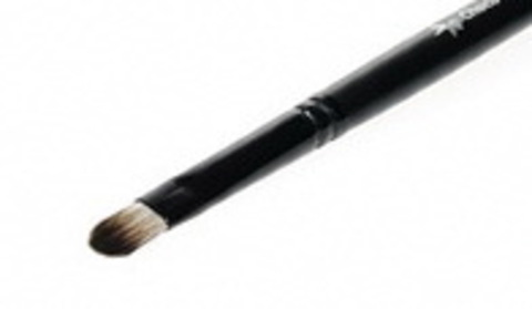 КИСТЬ R084 для нанесения теней, ворс: L14 мм, D8 мм, ТМ ChocoLatte