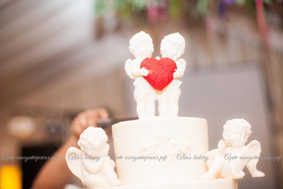 Торт Шедевр