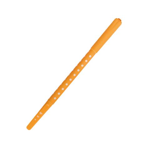 Ручка цветная гелевая Heart Pen Orange