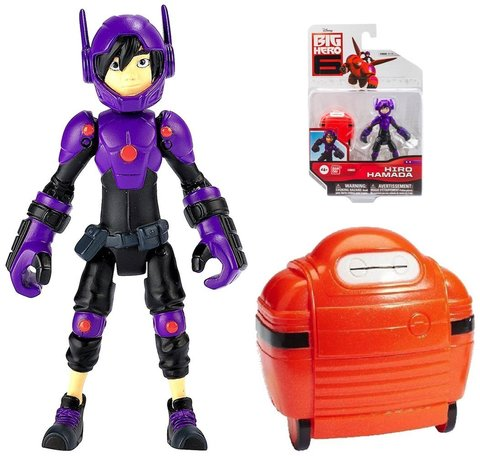 Фигурка Хиро Хамада (Hiro Hamada) Город Героев - Big Hero 6, Bandai