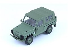 1:43 Peugeot P4 4x4 Military (аналог Мерседес Гелендваген) 1985