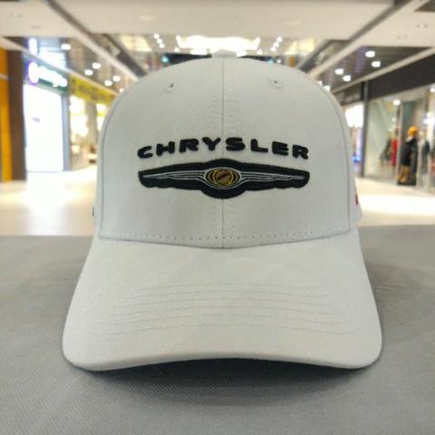 Кепка Крайслер белая (Chrysler)