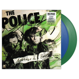 The Police ‎/ Message In A Bottle (Coloured Vinyl) (2x7' Vinyl Single)