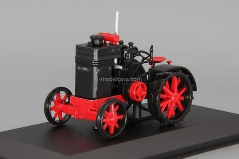 Tractor Kolomenets-1 1:43 Hachette #85