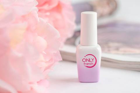 Гель-лак Only French, Violet Touch №392, 7ml