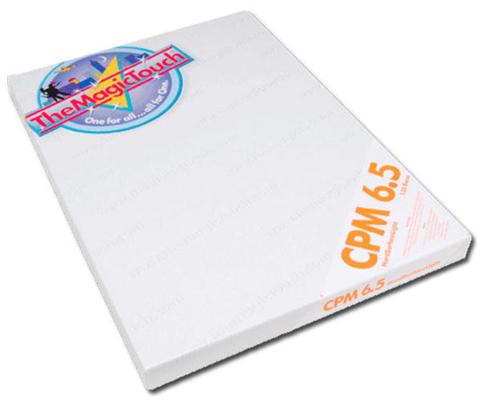 Термотрансферная бумага The Magic Touch CPM 6.5 A3 для термопереноса на нетканевые (твердые) поверхности