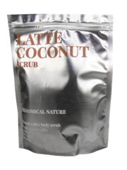 "Кофейный скраб для тела ""Латте и кокос"" Skinomical Nature Latte Coconut Scrub, 250гр"