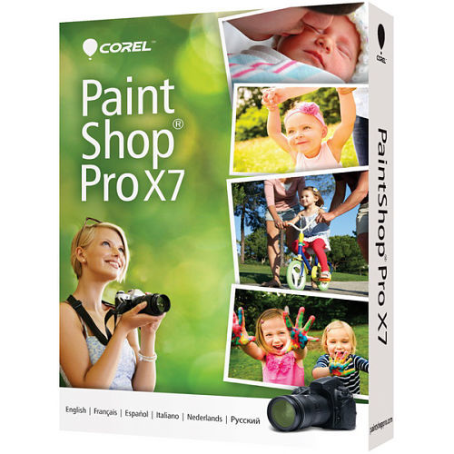 PaintShop Pro X7