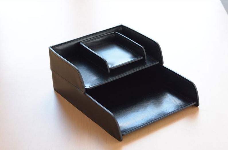 Лоток для бумаг А6 горизонтальный