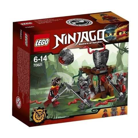 LEGO Ninjago: Атака Алой армии 70621 — The Vermillion Attack